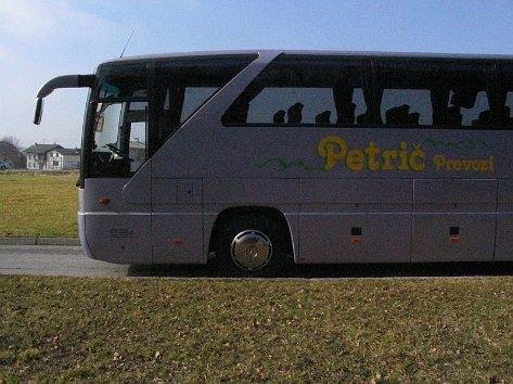 Avtobusni prevozi - Petrič prevozi d.o.o., Ljubljana gallery photo no.5