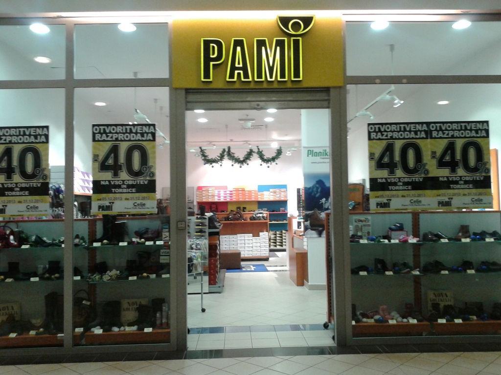 Trgovina Pami, Obutev za vsak korak, Slovenija gallery photo no.4