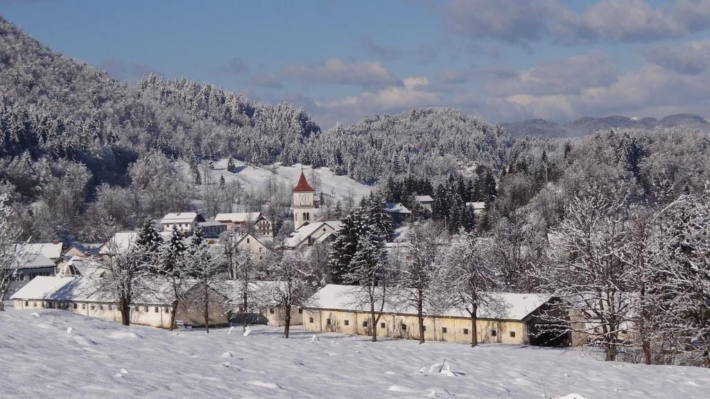 Smučišče SKI BOR, Črni Vrh - Slovenija gallery photo no.10