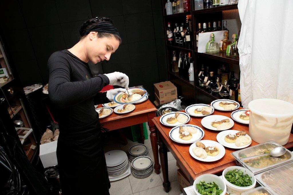 Arabska hrana, Bližnj vzhod, Dostava hrane Abi Falafel, Ljubljana gallery photo no.19