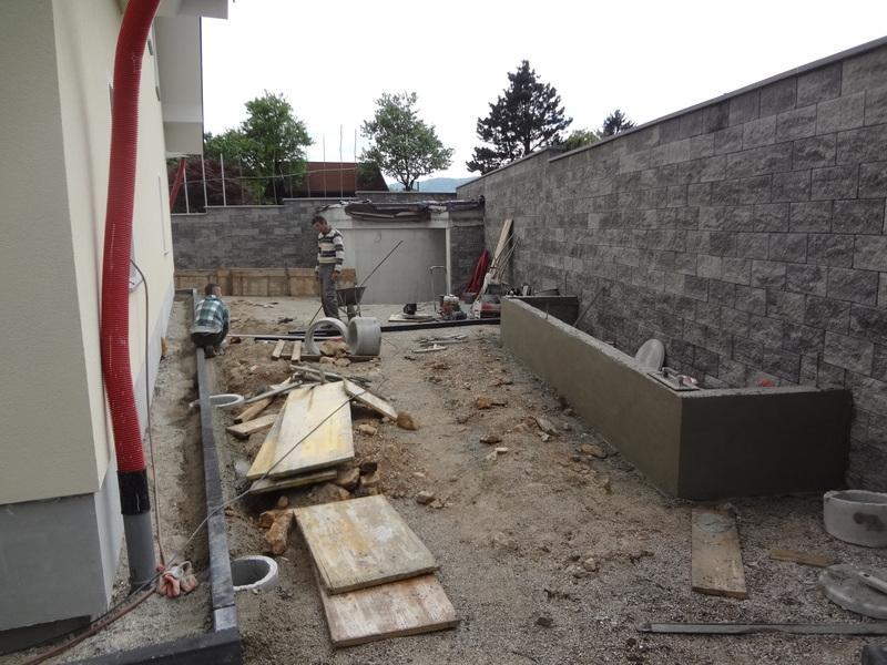 M-Gradnje, tlakovanje dvorišč, prenova kopalnic, Godovič gallery photo no.4