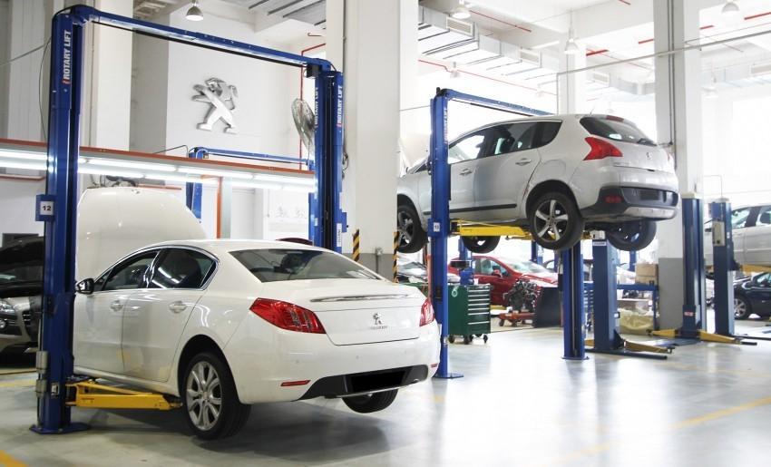 Peugeot servis, Obala gallery photo no.0