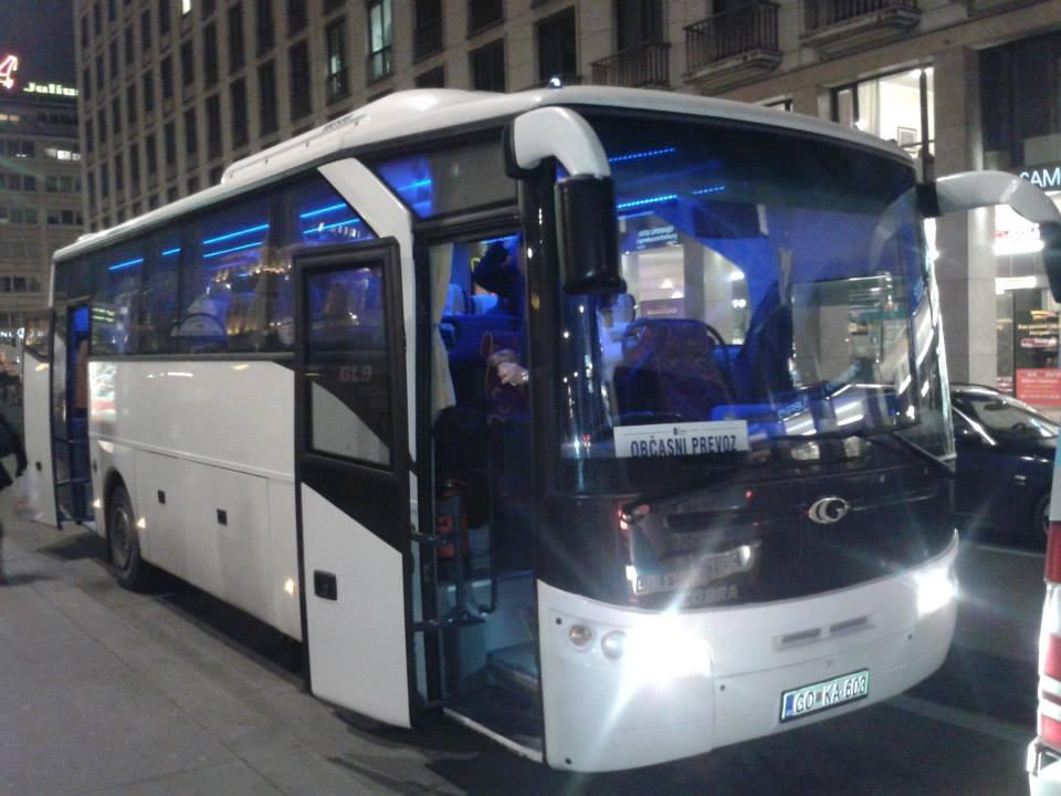 Kovi prevozi, Transport oseb, Bovec gallery photo no.3