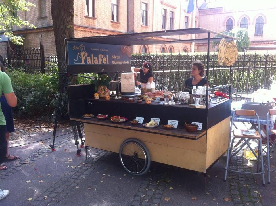 Arabska hrana, Bližnj vzhod, Dostava hrane Abi Falafel, Ljubljana gallery photo no.1