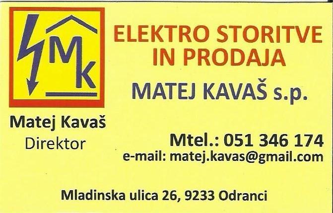 Elektrostoritve Matej Kavaš, Strelovodni sistemi, Odranci, Ljutomer gallery photo no.0