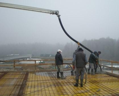 Halo beton, proizvodnja betona, Trebnje, Dolenjska gallery photo no.1