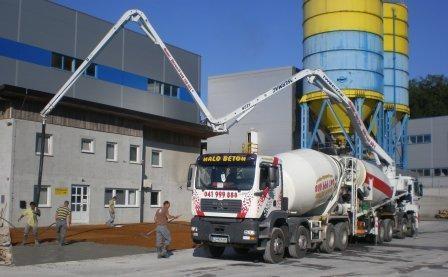 Halo beton, proizvodnja betona, Trebnje, Dolenjska gallery photo no.5