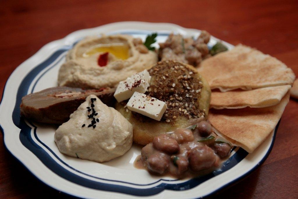 Arabska hrana, Bližnj vzhod, Dostava hrane Abi Falafel, Ljubljana gallery photo no.18
