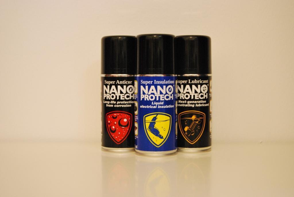 Antikorozivna zaščita Nanoprotech gallery photo no.15