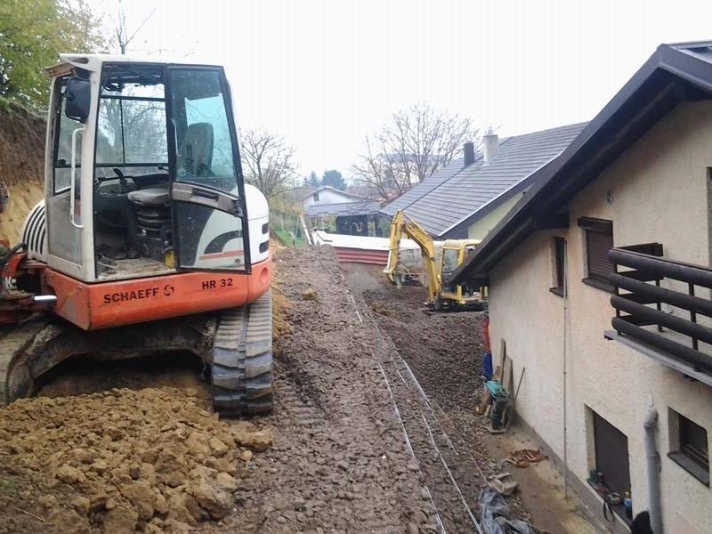 Gradbena dela, tlakovanje, izkopi, MOG Slekovec d.o.o., Pomurje gallery photo no.2