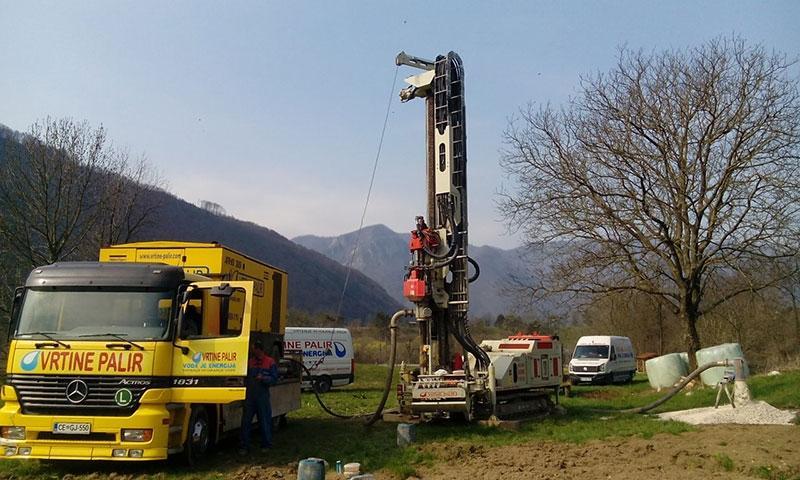 Vrtanje in iskanje vode - Vrtine Palir Iztok s.p. gallery photo no.30