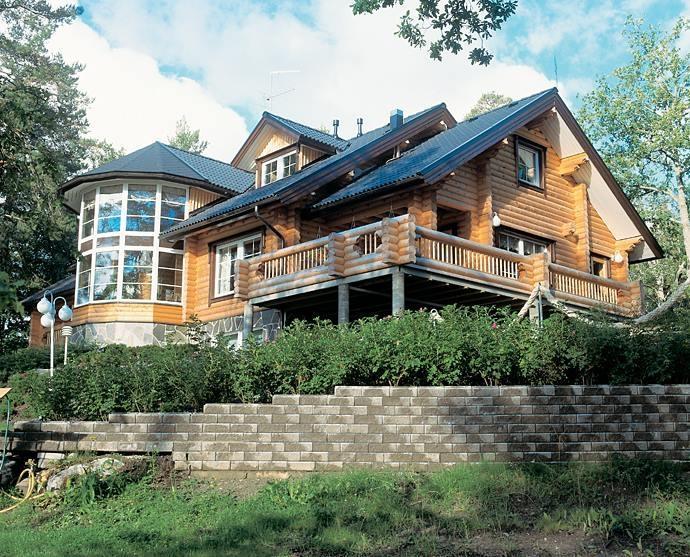 Svetovne brunarice KONTIO, lesene hiše, Trebnje gallery photo no.6