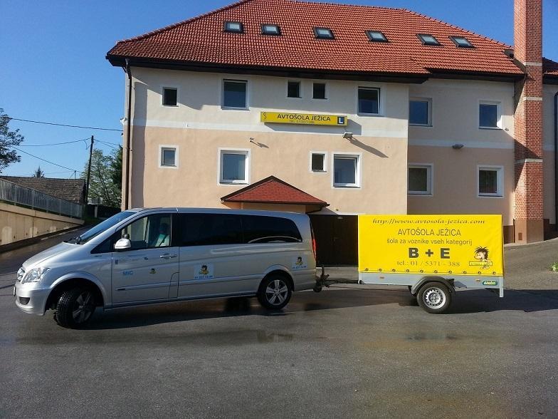 Avtošola Ježica, Ljubljana gallery photo no.2