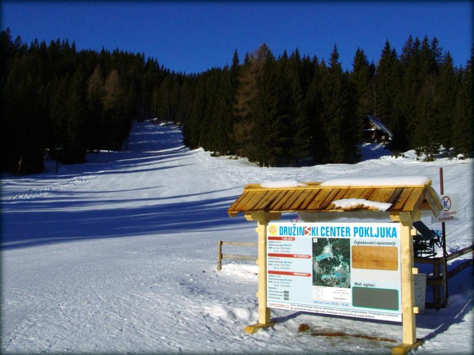 Ski center Pokljuka gallery photo no.10