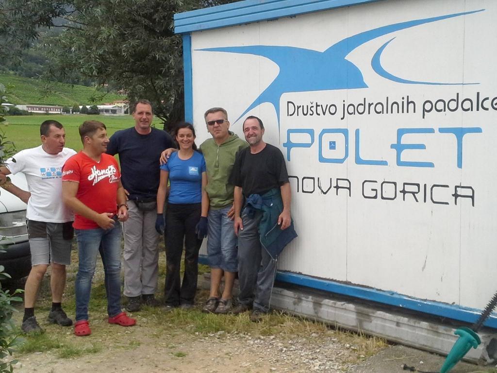 Društvo jadralnih padalcev Polet, Nova Gorica gallery photo no.8