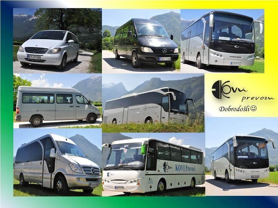 Kovi prevozi, Transport oseb, Bovec gallery photo no.1