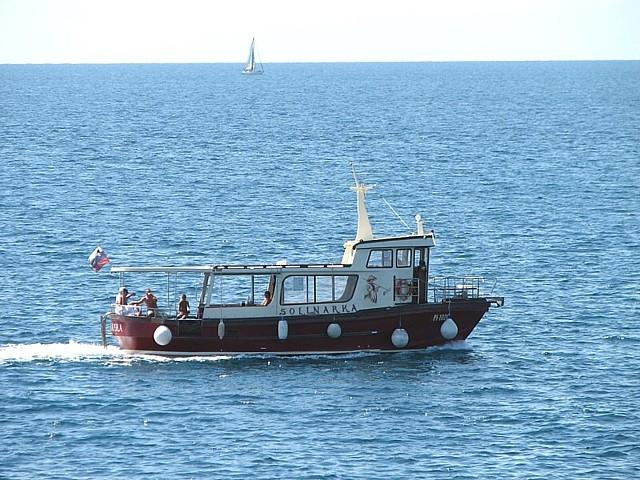 Vožnja z ladjico Solinarka, Obala gallery photo no.2