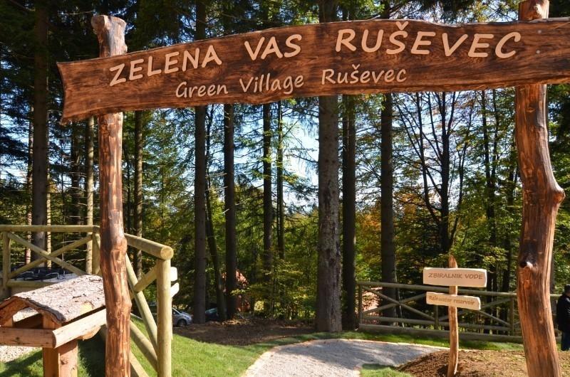 Zelena vas Ruševec, Pohorje gallery photo no.19