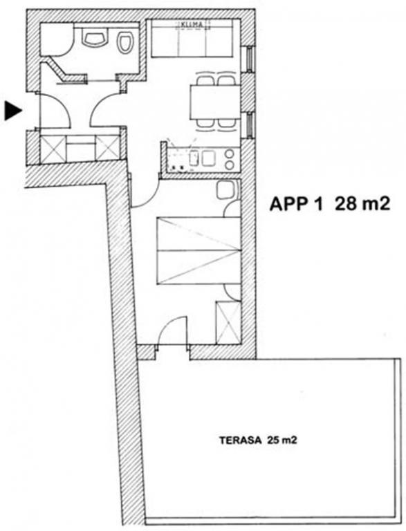Hiša Sosič, sobe in apartmaji, Strunjan gallery photo no.12