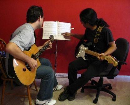 Šola in inštrukcije kitare PRSTKI, Domžale gallery photo no.4