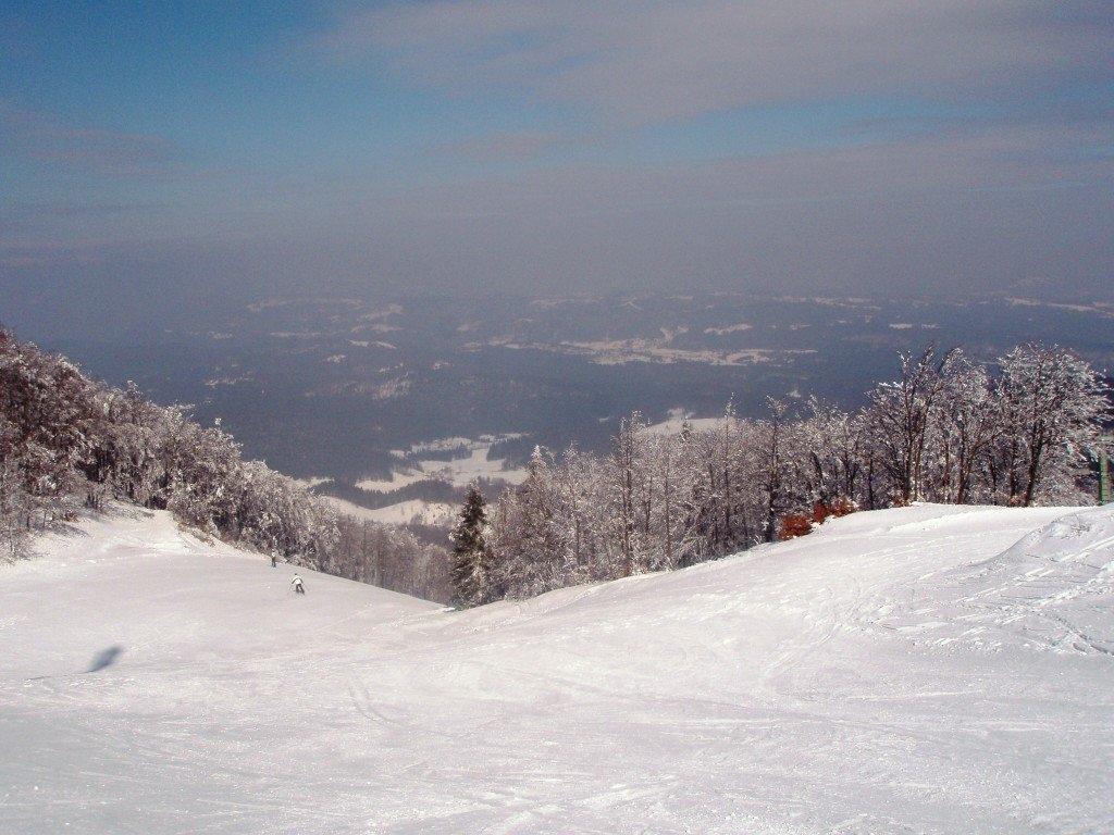 Smučišče Javornik, Črni vrh nad Idrijo gallery photo no.9