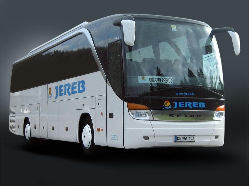 Avtobusni prevozi Jereb, Ljubljana gallery photo no.8