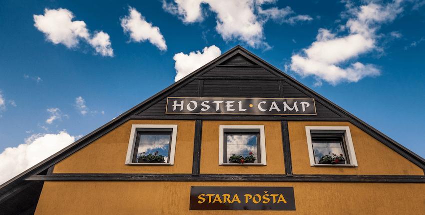 Hostel in camp Stara Pošta, Jezersko gallery photo no.0
