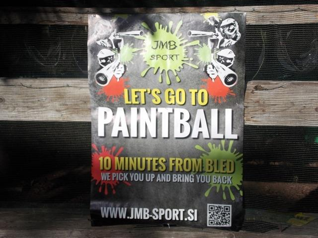 Paintball JMB - Sport Gorenjska gallery photo no.13