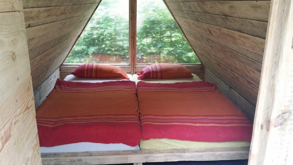 Hostel in camp Stara Pošta, Jezersko gallery photo no.1