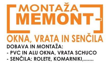 Okna, vrata in senčila Memont, Ljubljana gallery photo no.8