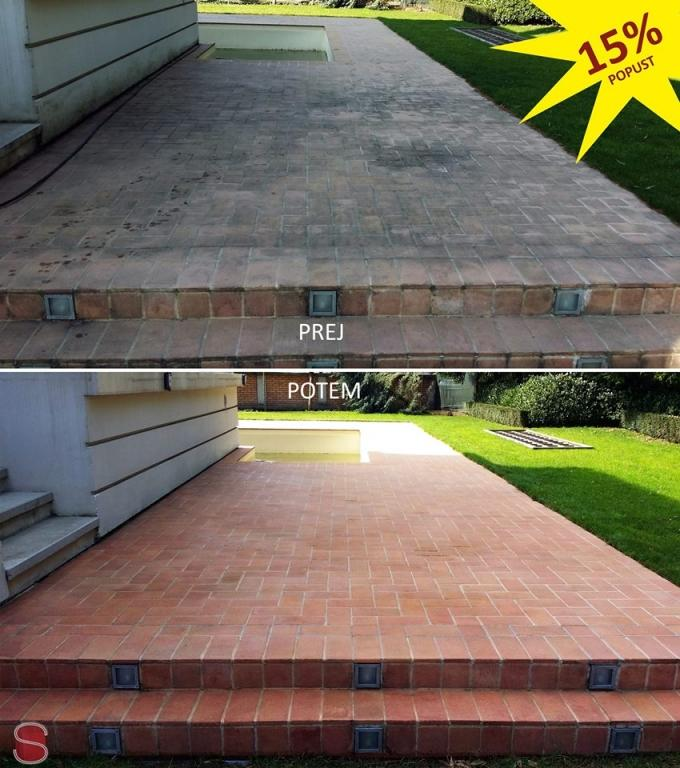 Odstranjevanje grafitov SISAPI, čiščenje fasad, Ljubljana gallery photo no.2
