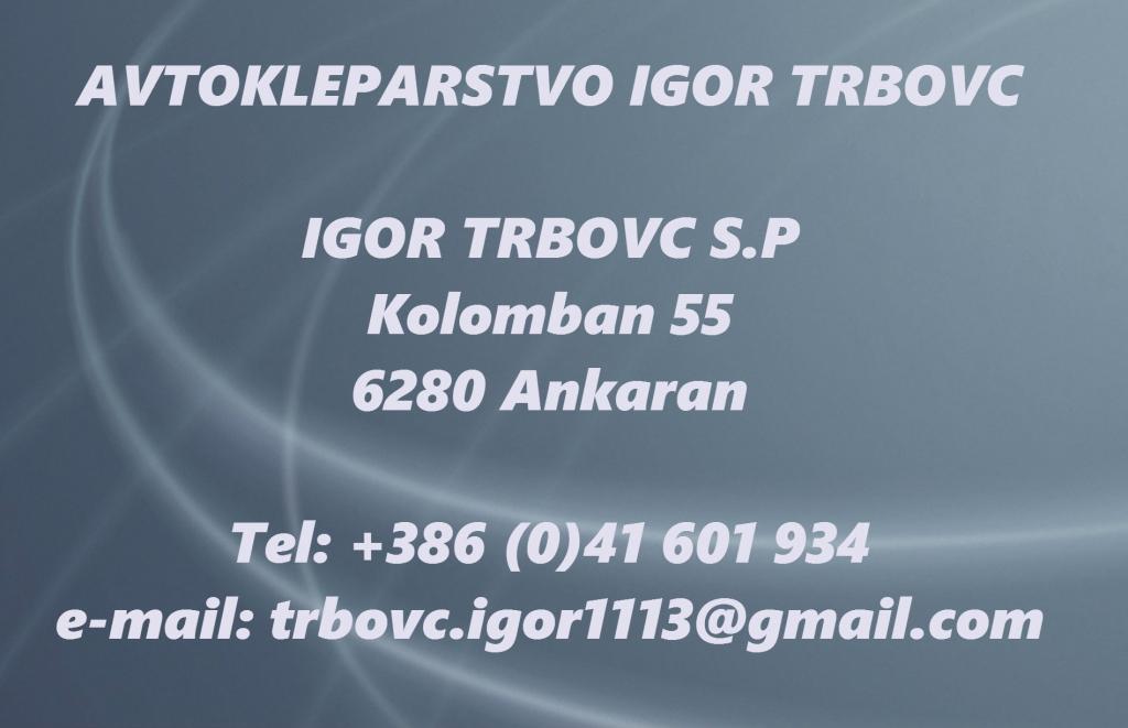 Avtokleparstvo Igor Trbovc, Ankaran OBALA gallery photo no.3