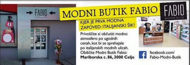Modni butik FABIO, Celje gallery photo no.12