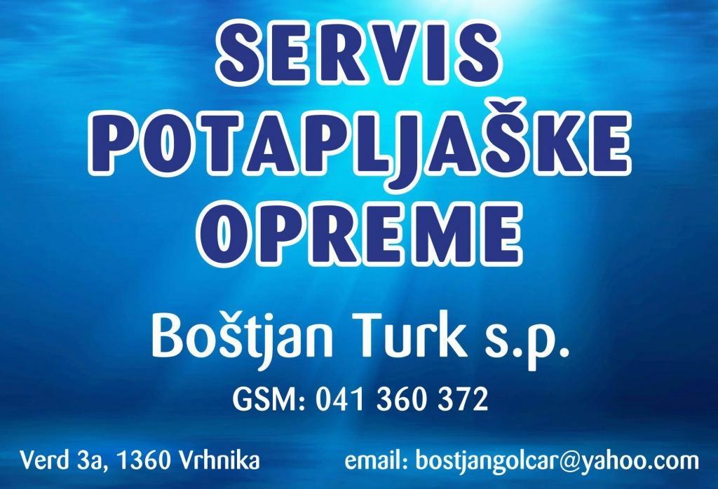 Servis potapljaške opreme - Boštjan Turk s.p., Vrhnika gallery photo no.1