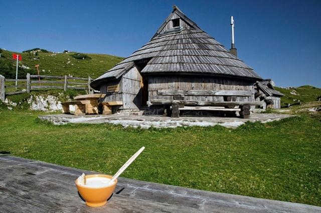 Pastirski stan Gradišekovih, Velika planina  gallery photo no.6