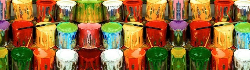 Trgovina z barvami  gallery photo no.1