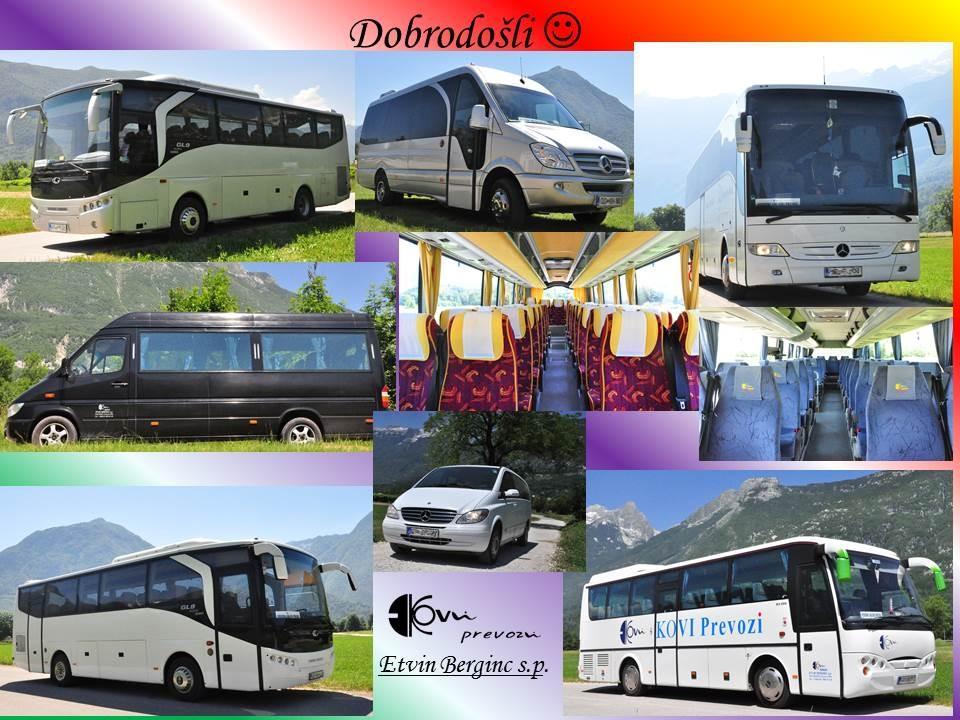Kovi prevozi, Transport oseb, Bovec gallery photo no.0