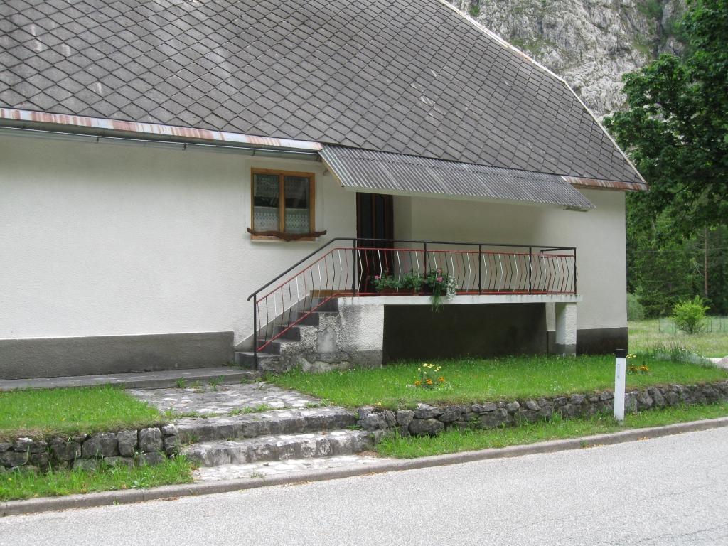 Počitniška hiša za Vršičem, Trenta gallery photo no.9
