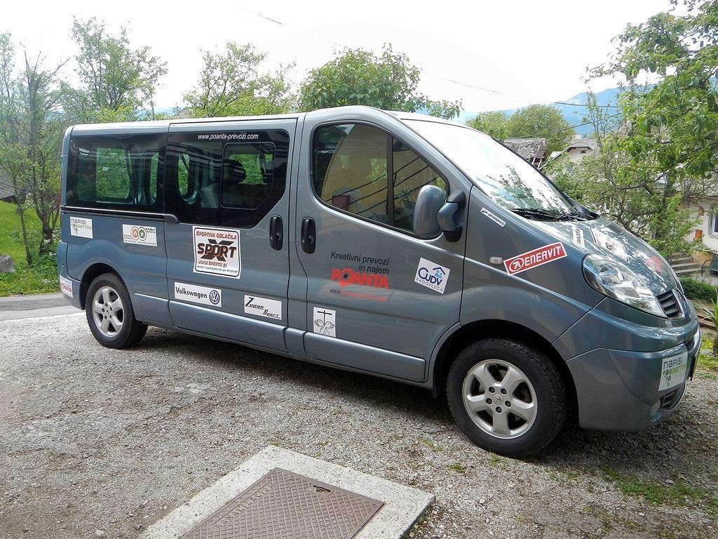 Kombi prevozi - Kreativni prevozi Poanta gallery photo no.9