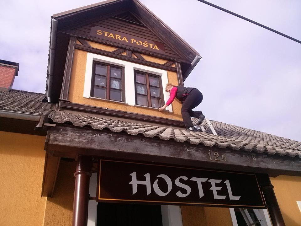 Hostel in camp Stara Pošta, Jezersko gallery photo no.7
