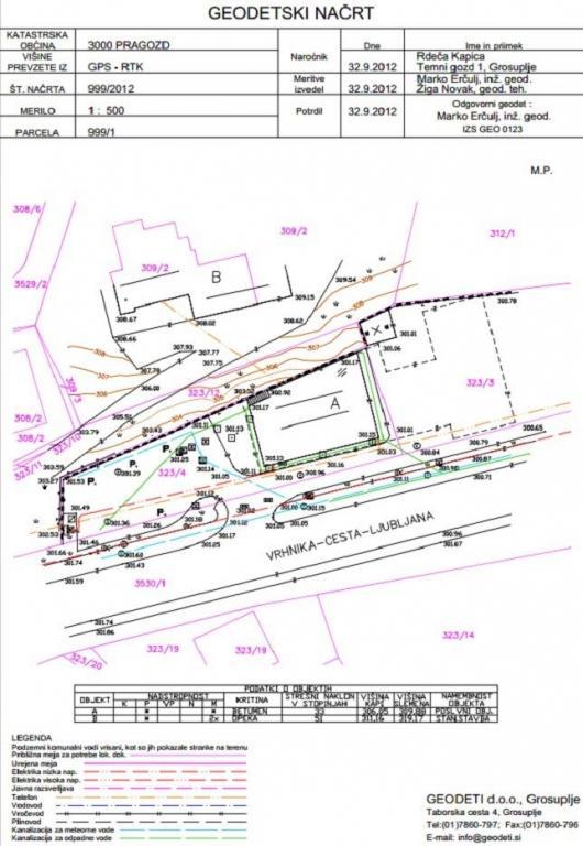 Geodetske storitve Geodeti d.o.o., Grosuplje gallery photo no.5