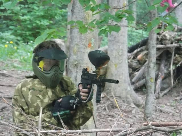 Paintball JMB - Sport Gorenjska gallery photo no.21