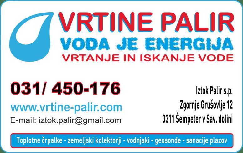 Vrtanje in iskanje vode - Vrtine Palir Iztok s.p. gallery photo no.0