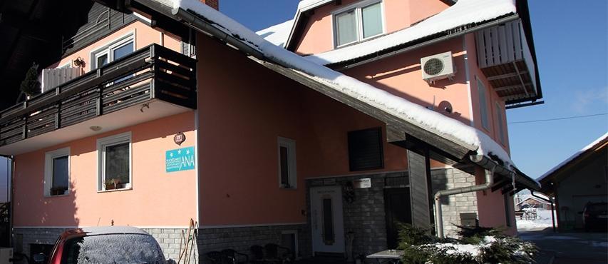 Sobe, rooms Jana, Cerklje na Gorenjskem, Krvavec gallery photo no.2
