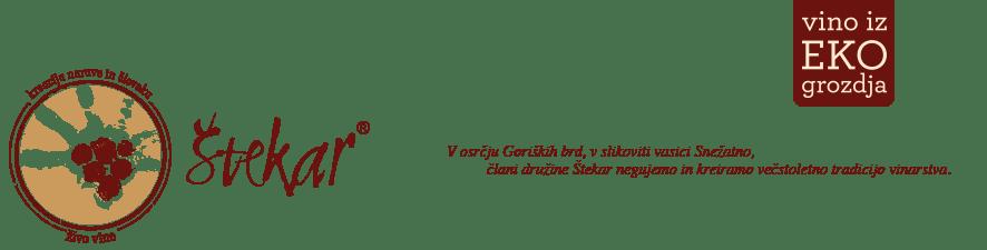 Vino in turizem Štekar, Goriška Brda gallery photo no.0