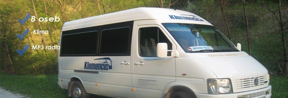 Avtobusni in kombi prevozi Klemenčič, Gorenja vas gallery photo no.7