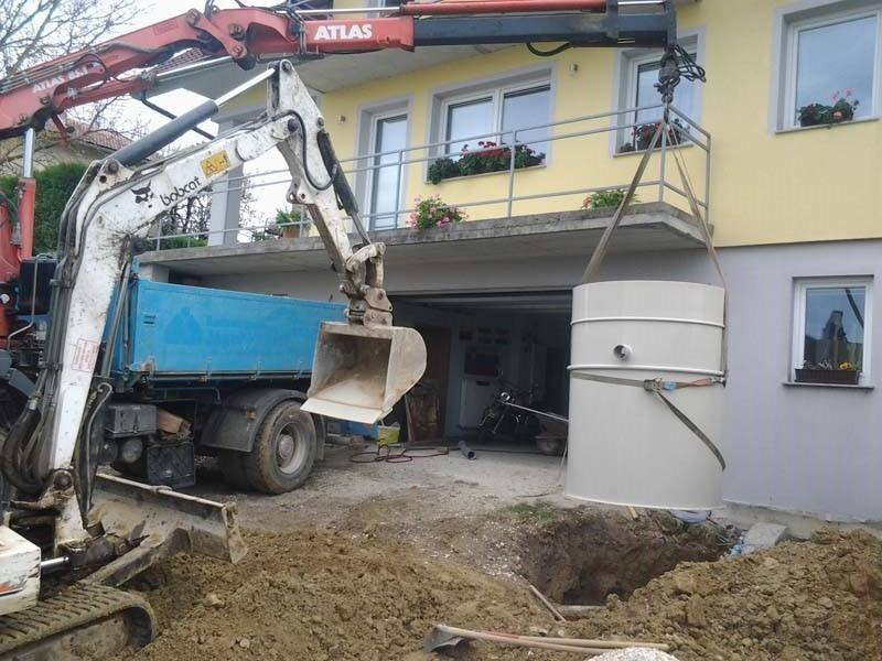 Gradbena dela, tlakovanje, izkopi, MOG Slekovec d.o.o., Pomurje gallery photo no.3
