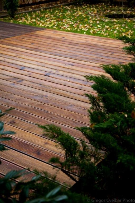 Terase sibirski macesen, fasade sibirski macesen, ograje sibirski macesen gallery photo no.17