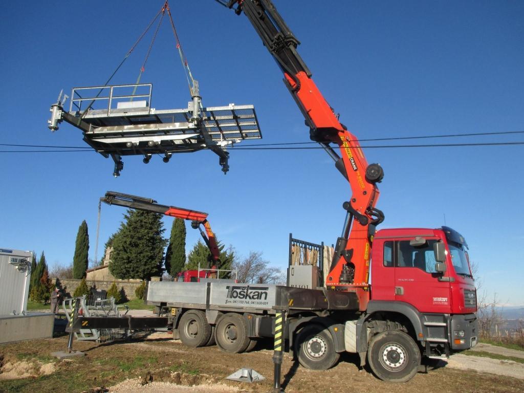 Dvigi, premiki in prevozi Toškan d.o.o., Koper gallery photo no.4