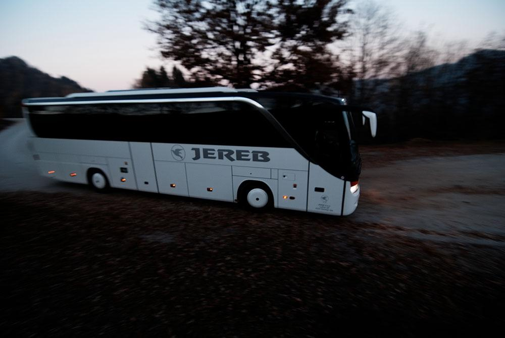 Avtobusni prevozi Jereb, Ljubljana gallery photo no.6